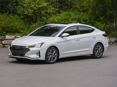 2019 Hyundai Elantra for sale at CHEVROLET OF SMITHTOWN in Saint James NY