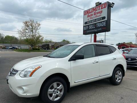 2013 Nissan Rogue for sale at Unlimited Auto Group in West Chester OH