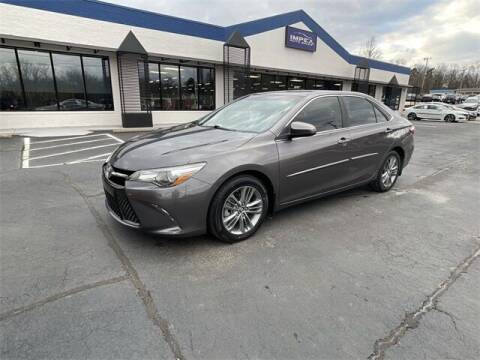 2015 Toyota Camry for sale at Impex Auto Sales in Greensboro NC