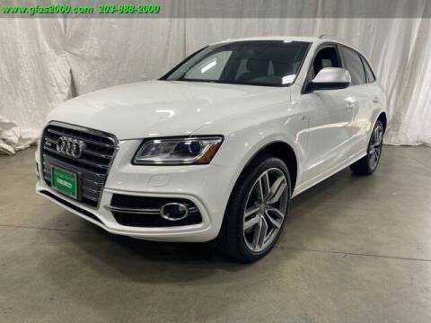 2014 Audi SQ5 for sale at Green Light Auto Sales LLC in Bethany CT