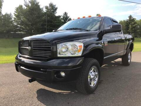 2009 Dodge Ram Pickup 3500 for sale at Action Automotive Service LLC in Hudson NY