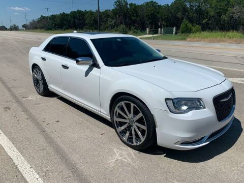 2020 Chrysler 300 for sale at TROPHY MOTORS in New Braunfels TX