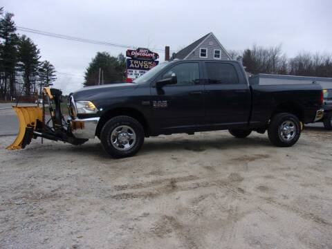 2013 RAM Ram Pickup 2500 for sale at Mark's Discount Truck & Auto Sales in Londonderry NH