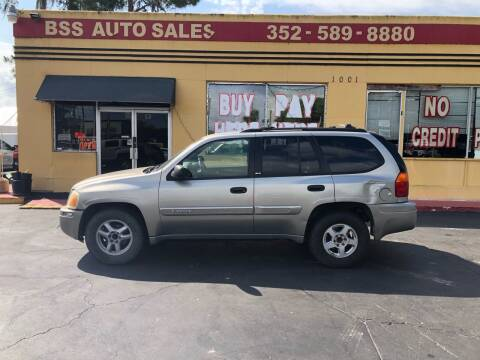 2002 GMC Envoy for sale at BSS AUTO SALES INC in Eustis FL