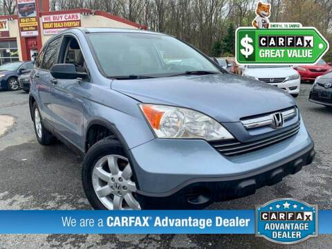 2008 Honda CR-V for sale at High Rated Auto Company in Abingdon MD