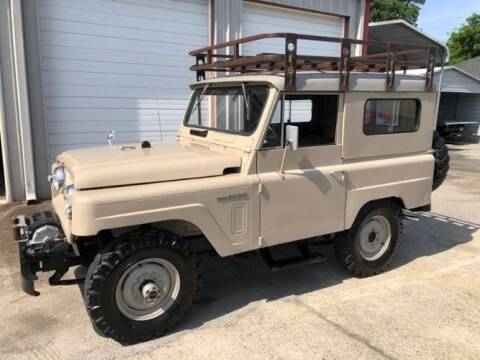1965 Nissan Patrol for sale at Haggle Me Classics in Hobart IN