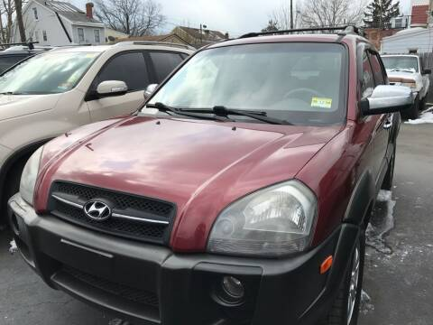 2007 Hyundai Tucson for sale at Chambers Auto Sales LLC in Trenton NJ