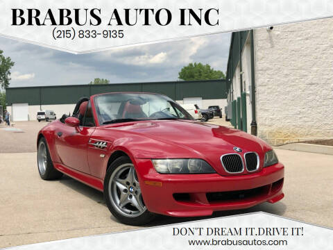 2001 BMW M for sale at Car Time in Philadelphia PA