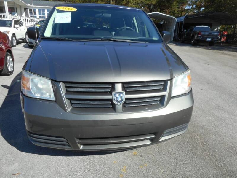 2010 Dodge Grand Caravan for sale at Elite Motors in Knoxville TN