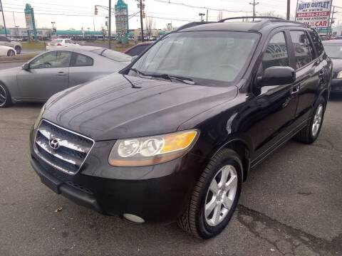 2007 Hyundai Santa Fe for sale at Wilson Investments LLC in Ewing NJ