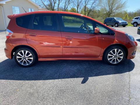 2012 Honda Fit for sale at K & P Used Cars, Inc. in Philadelphia TN