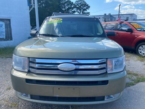 2012 Ford Flex for sale at Advantage Motors in Newport News VA