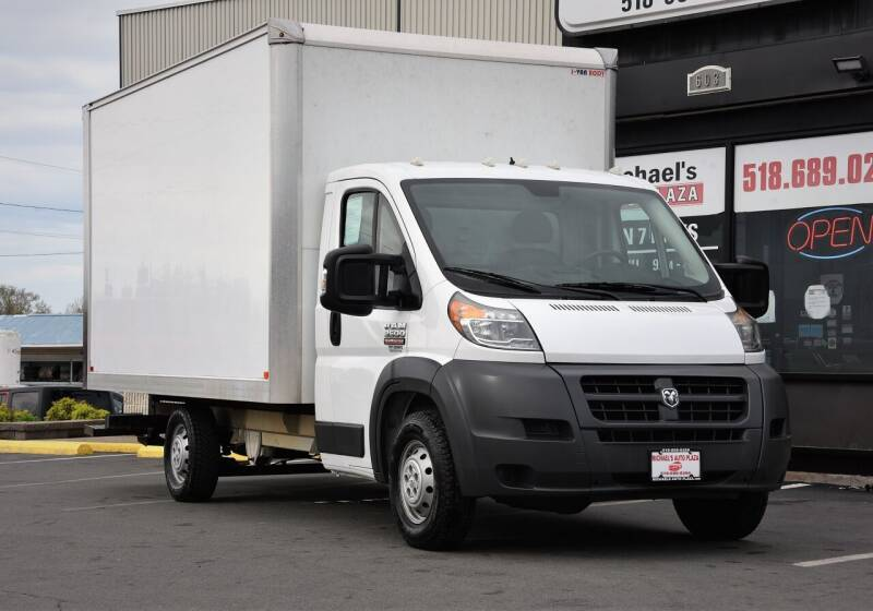 2015 RAM ProMaster Cab Chassis for sale in Latham, NY