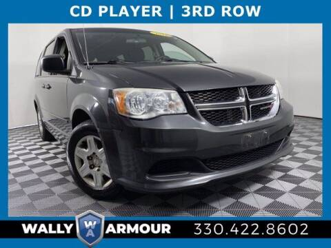 2012 Dodge Grand Caravan for sale at Wally Armour Chrysler Dodge Jeep Ram in Alliance OH