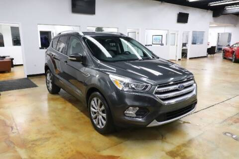 2017 Ford Escape for sale at RPT SALES & LEASING in Orlando FL
