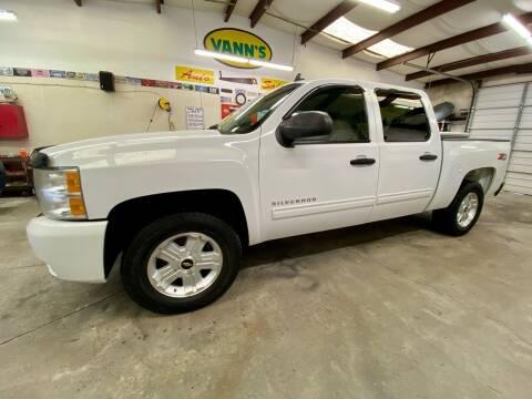2011 Chevrolet Silverado 1500 for sale at Vanns Auto Sales in Goldsboro NC