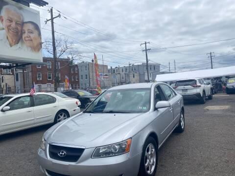 2006 Hyundai Sonata for sale at Impressive Auto Sales in Philadelphia PA