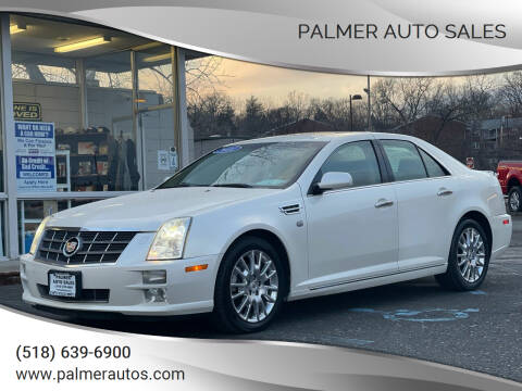 2011 Cadillac STS for sale at Palmer Auto Sales in Menands NY