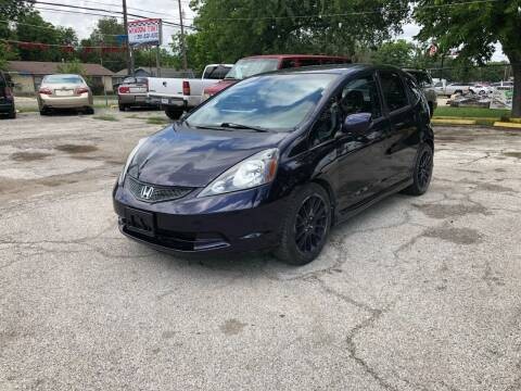 2009 Honda Fit for sale at Approved Auto Sales in San Antonio TX