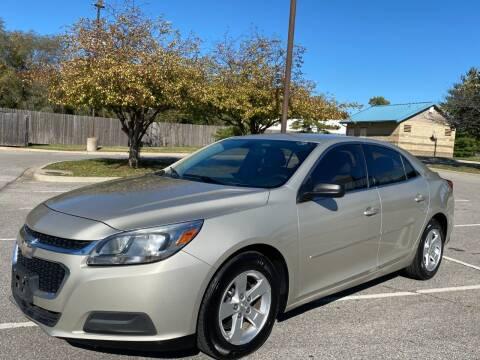 2014 Chevrolet Malibu for sale at Nationwide Auto in Merriam KS