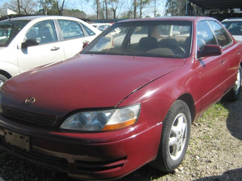 1994 Lexus ES 300 for sale at Ody's Autos in Houston TX