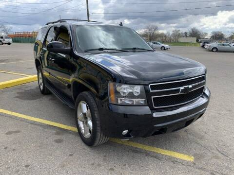 2008 Chevrolet Tahoe for sale at RPM AUTO SALES in Lansing MI