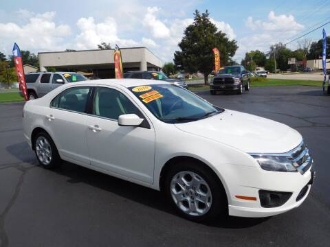 2010 Ford Fusion for sale at North State Motors in Belvidere IL