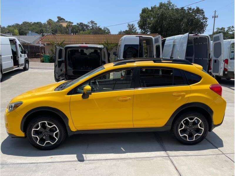 2015 Subaru XV Crosstrek for sale in Farmersville, CA