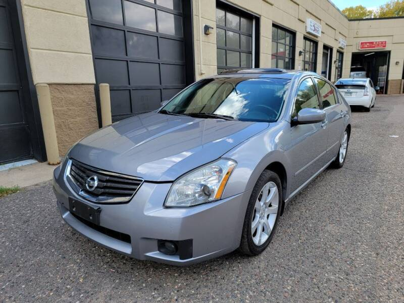 2007 Nissan Maxima for sale at Fleet Automotive LLC in Maplewood MN