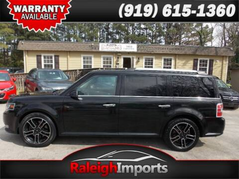 2014 Ford Flex for sale at Raleigh Imports in Raleigh NC
