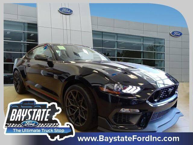2021 Ford Mustang for sale at Baystate Ford in South Easton MA