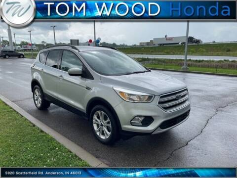 2018 Ford Escape for sale at Tom Wood Honda in Anderson IN