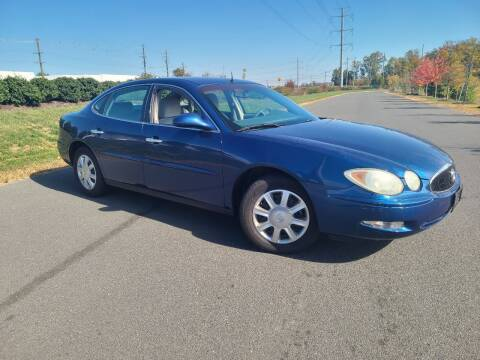 2005 Buick LaCrosse for sale at Lexton Cars in Sterling VA