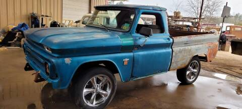 1964 Chevrolet C/K 10 Series for sale at COLLECTABLE-CARS LLC in Nacogdoches TX