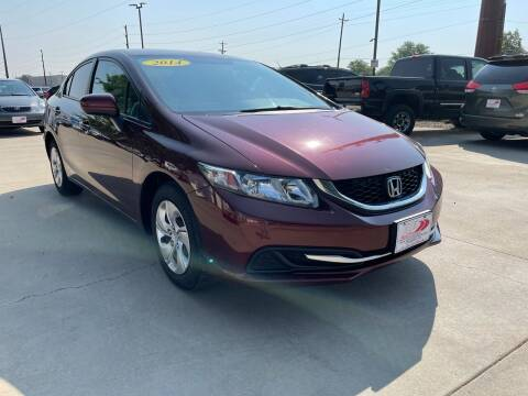 2014 Honda Civic for sale at AP Auto Brokers in Longmont CO