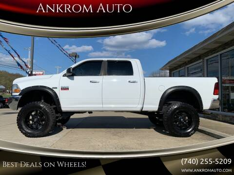 2012 RAM Ram Pickup 2500 for sale at Ankrom Auto in Cambridge OH