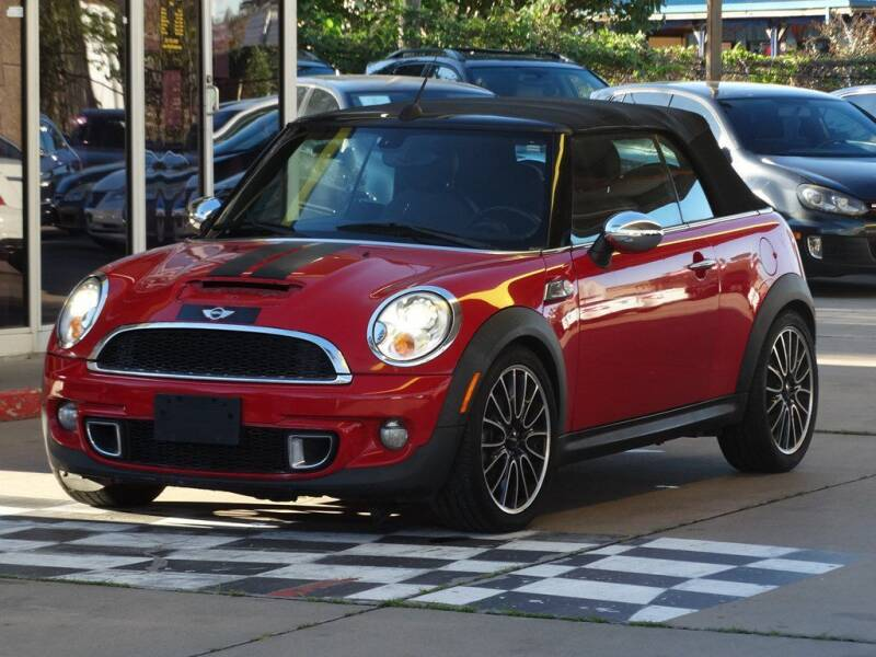 2011 MINI Cooper for sale at Drive Town in Houston TX