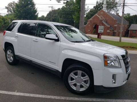 2015 GMC Terrain for sale at McAdenville Motors in Gastonia NC