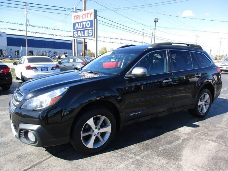 2013 Subaru Outback for sale at TRI CITY AUTO SALES LLC in Menasha WI
