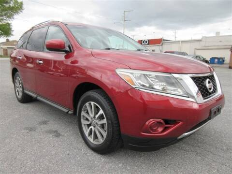 2013 Nissan Pathfinder for sale at Cam Automotive LLC in Lancaster PA
