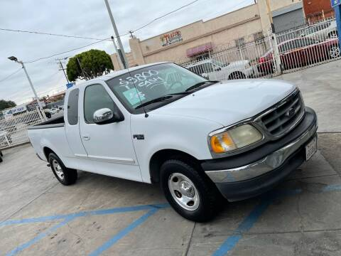 2001 Ford F-150 for sale at Olympic Motors in Los Angeles CA