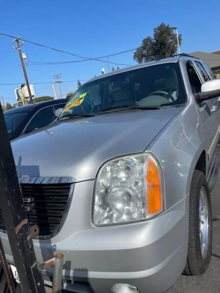 2012 GMC Yukon for sale at Rey's Auto Sales in Stockton CA