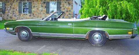 1972 Ford LTD for sale at Millevoi Bros. Auto Sales in Philadelphia PA