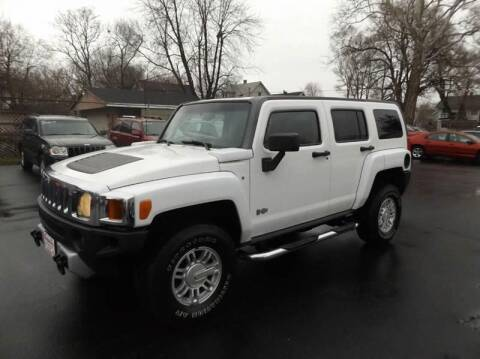 2008 HUMMER H3 for sale at Goodman Auto Sales in Lima OH