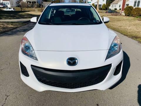2012 Mazda MAZDA3 for sale at Via Roma Auto Sales in Columbus OH