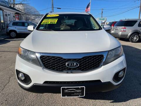 2011 Kia Sorento for sale at Cape Cod Cars & Trucks in Hyannis MA