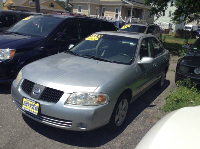2004 Nissan Sentra for sale at Worldwide Auto Sales in Fall River MA