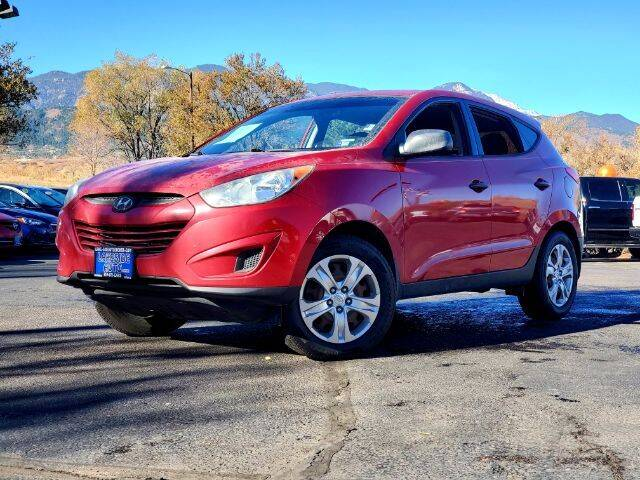 2013 Hyundai Tucson for sale at Lakeside Auto Brokers Inc. in Colorado Springs CO