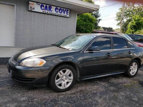2013 Chevrolet Impala for sale at The Car Cove, LLC in Muncie IN