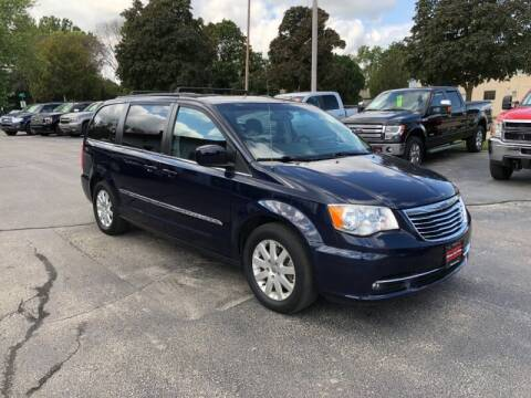 2013 Chrysler Town and Country for sale at WILLIAMS AUTO SALES in Green Bay WI